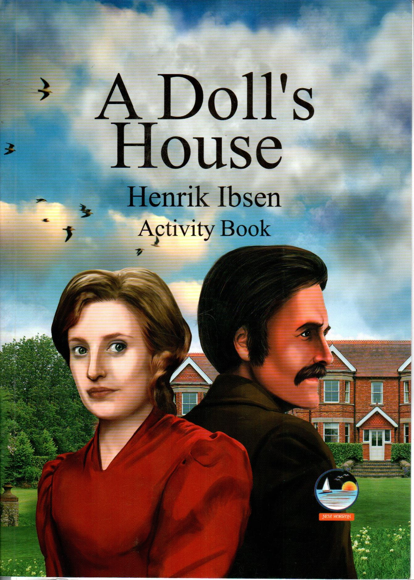 Adoll's House (Activity Book)