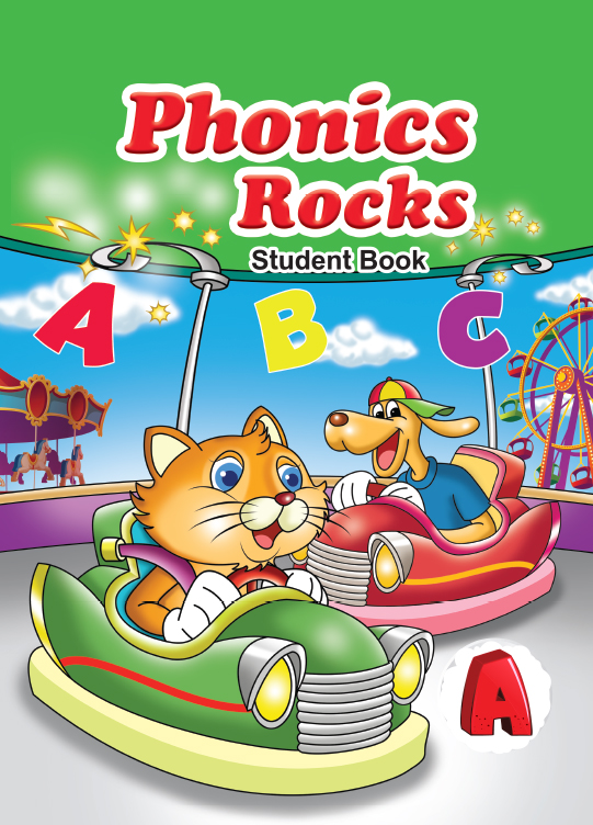 Phonics Rocks Student Book  A