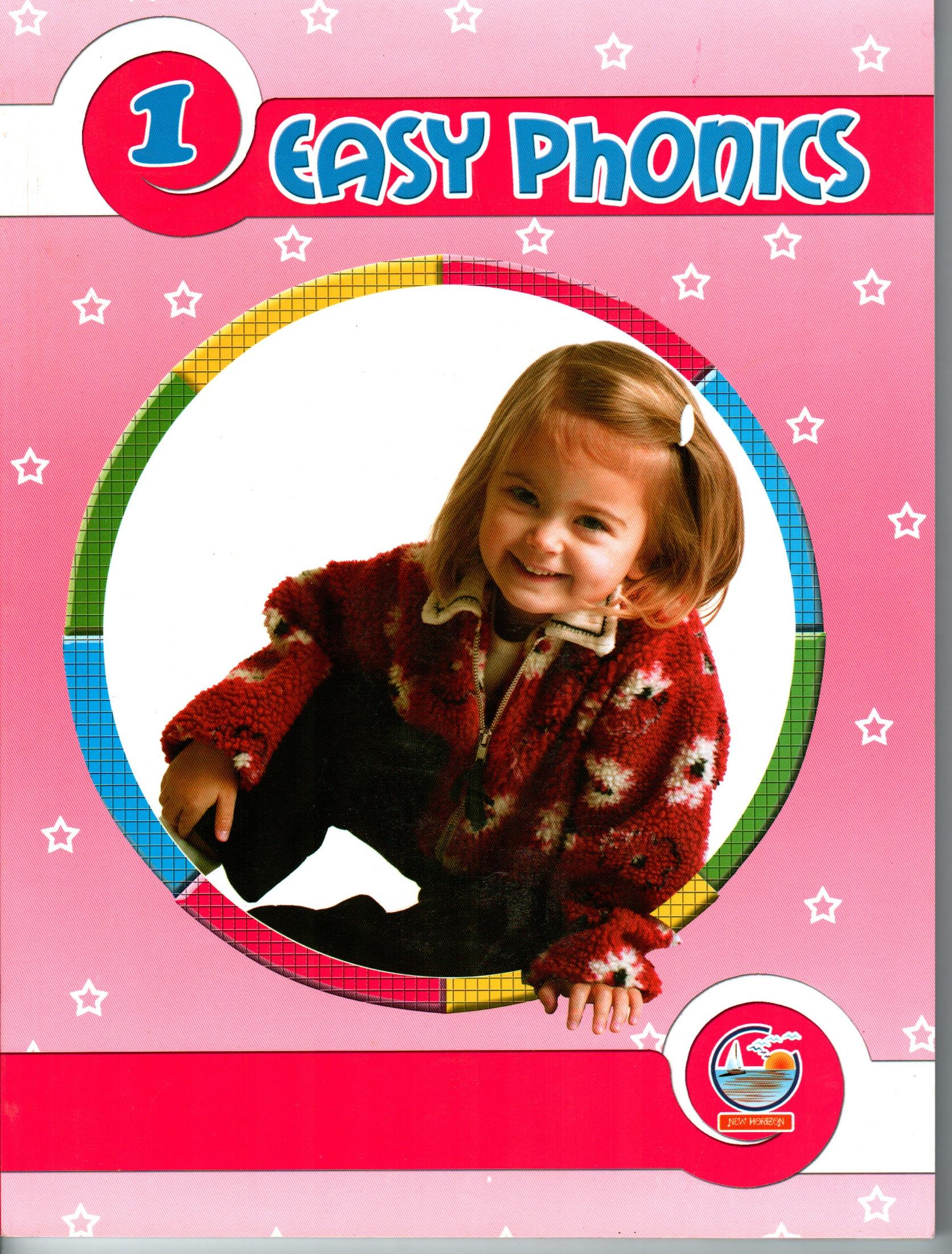 Easy Phonics (Student Book  1)