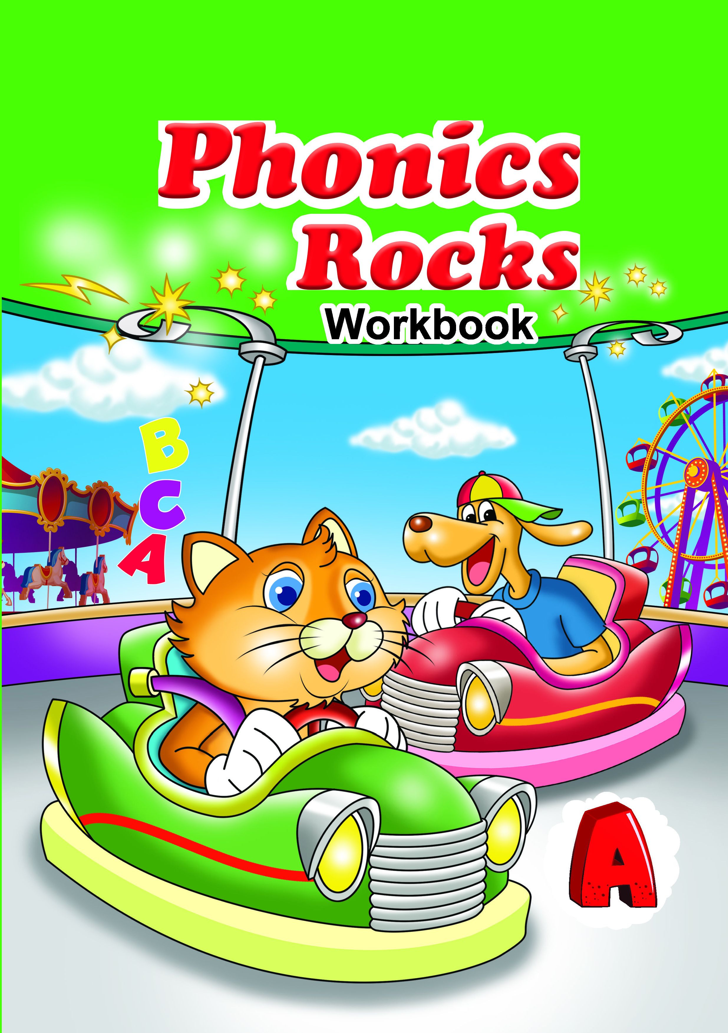 Phonics Rocks Work Book  A